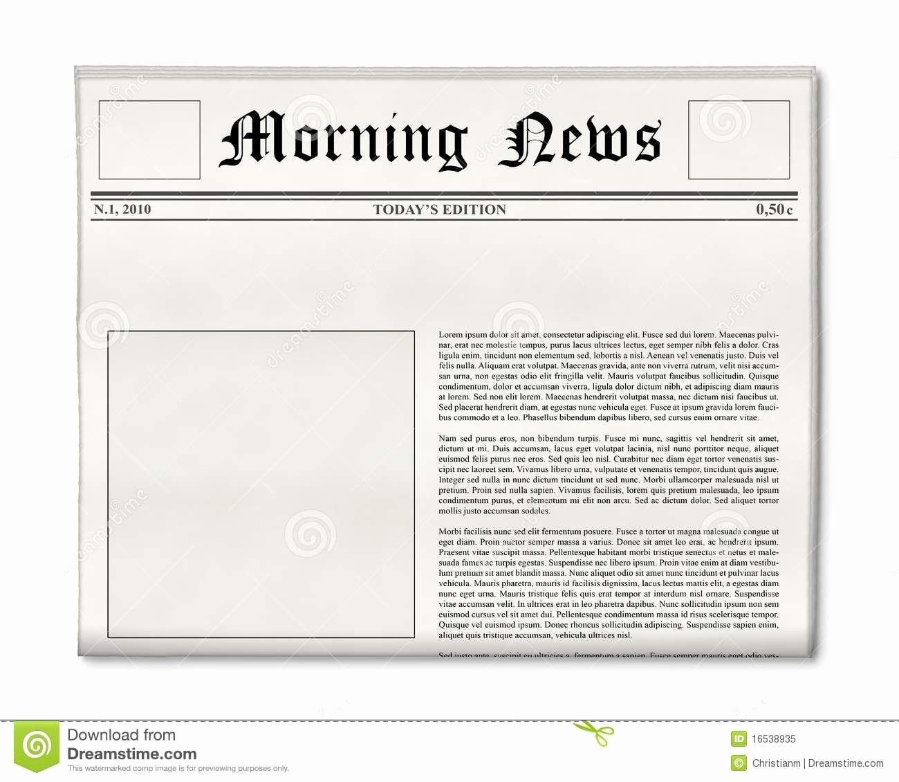 New York Times Newspaper Template Google Docs Awesome Blank Newspaper Layout Google Search