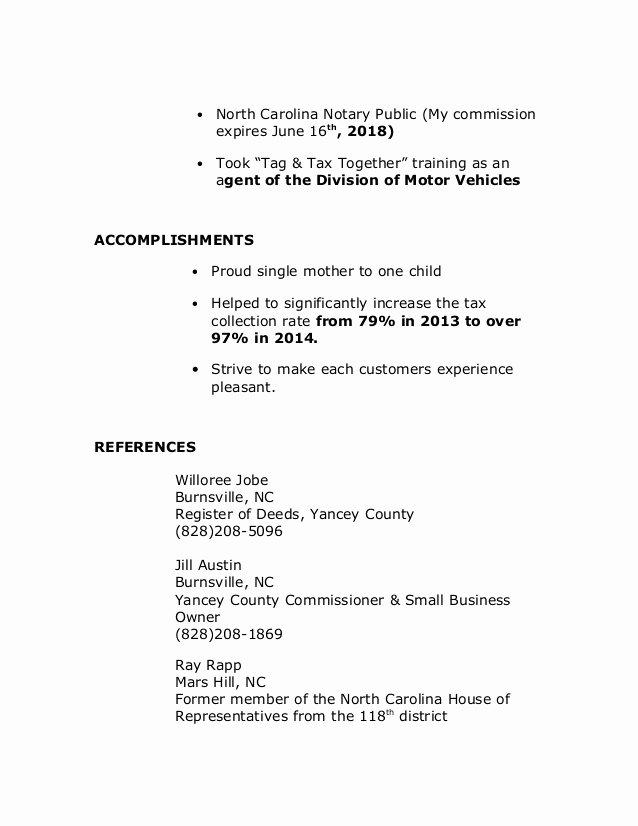 Notary Public Resume Sample Beautiful Resume 1