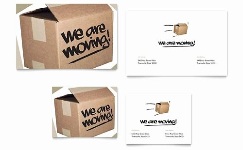 Note Card Template Google Docs Elegant Moving Office Flyer Google Search Flyers Cards