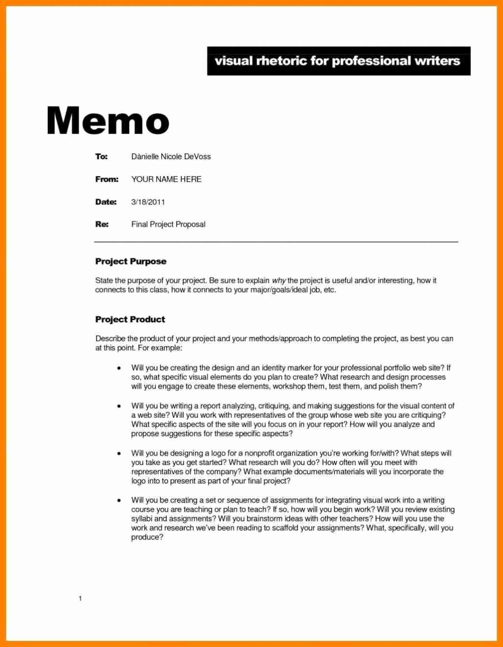 Notice Of Privacy Practices Template 2018 Awesome Sample Memo Letter to Employee