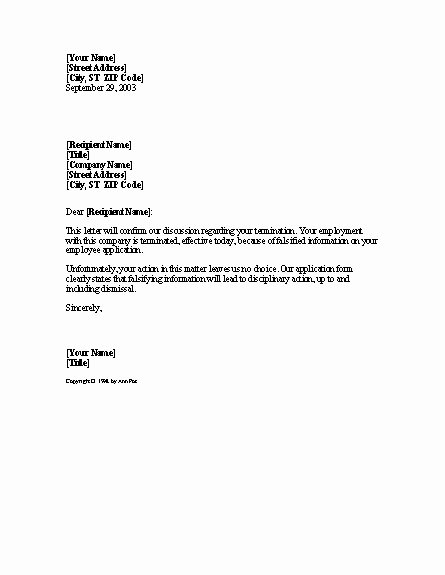 Notice Of Privacy Practices Template 2018 Beautiful Written Notice Termination Sample Letter