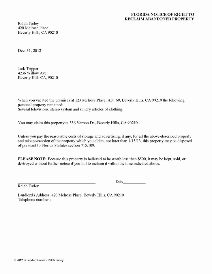 Notice to Landlord Of Moving Out Sample Beautiful Tenant Move Out Notice – Vacating Tenant Notices