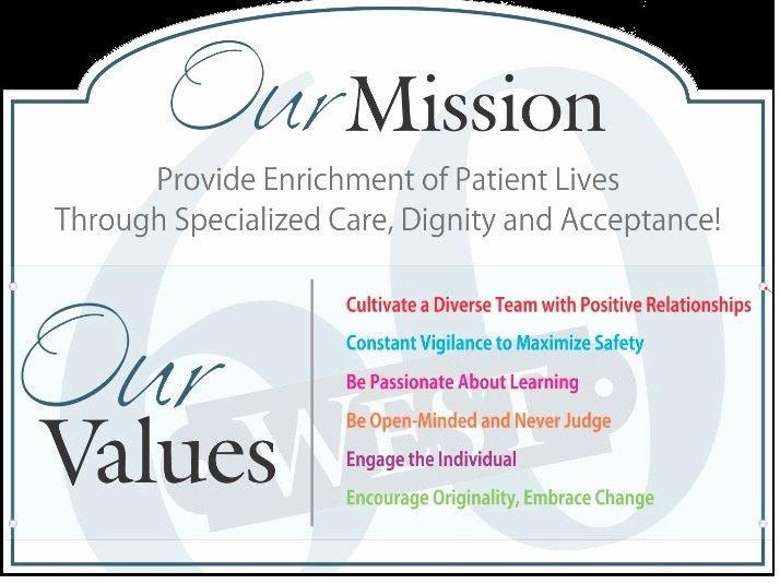 Nursing Mission Statement Example Unique Securecare Options