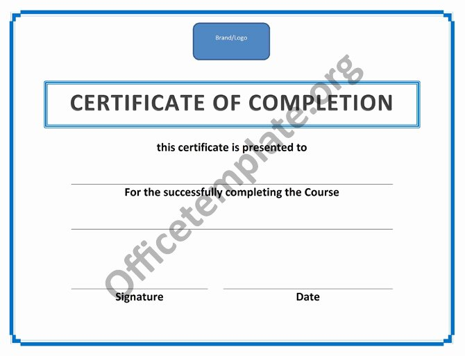 Nwcg Training Certificate Template Best Of Training Certificate Of Pletion