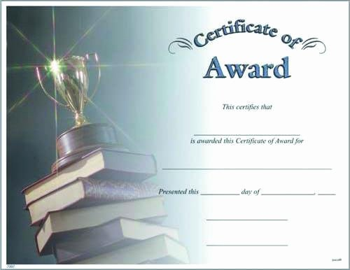 Nwcg Training Certificate Template Fresh Fill In the Blank Certificates