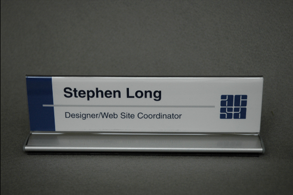 Office Door Name Plate Template Luxury 16 Of Fellowes Nameplate Template