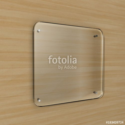 "Office Door Name Plates Template Fresh ""blank Transparent Glass Interior Fice Corporate Signage"