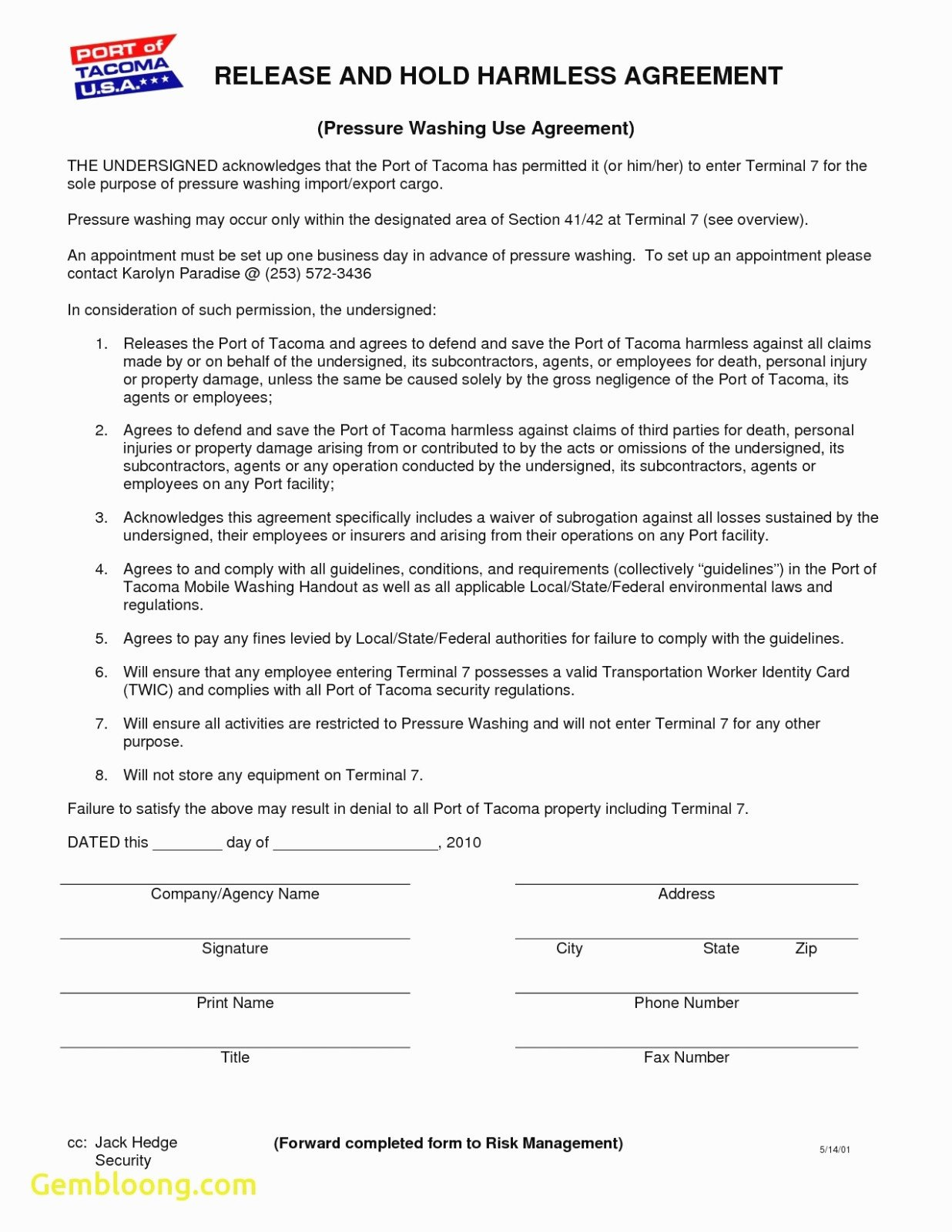 Office Lottery Contract New the Hidden Agenda Lottery Agreement form