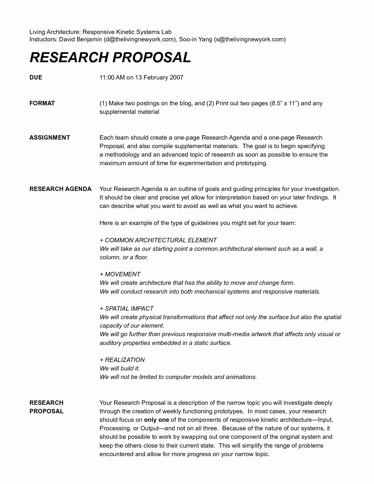 One Page Proposal Template Doc Elegant E Page Proposal Template