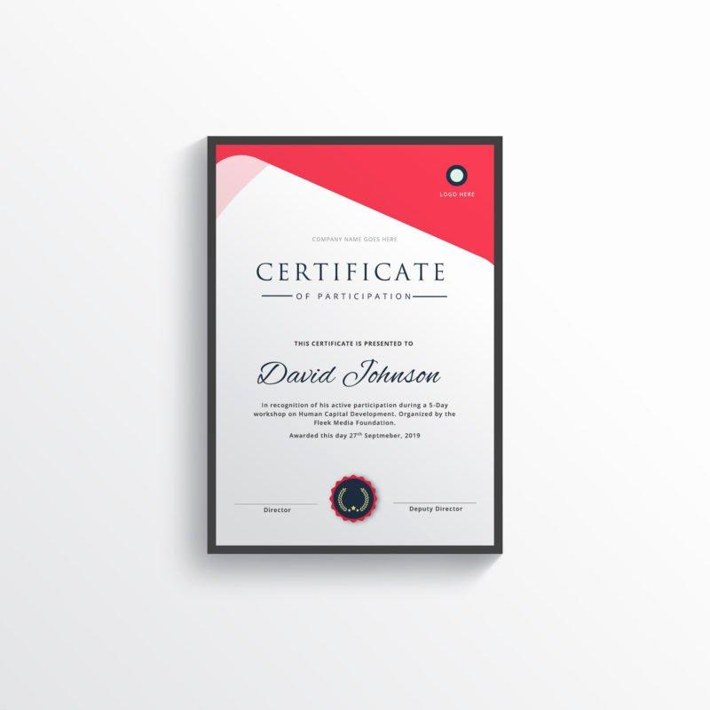 Open Office Certificate Template Luxury Certificate Fleek Templates the Best Microsoft Fice