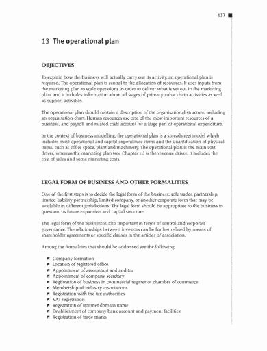Operational Plan Examples Fresh 18 Simple Operational Plan Examples Pdf Word