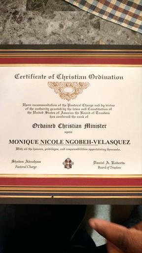 Ordained Minister Certificate Template Beautiful ordained Minister Certificate
