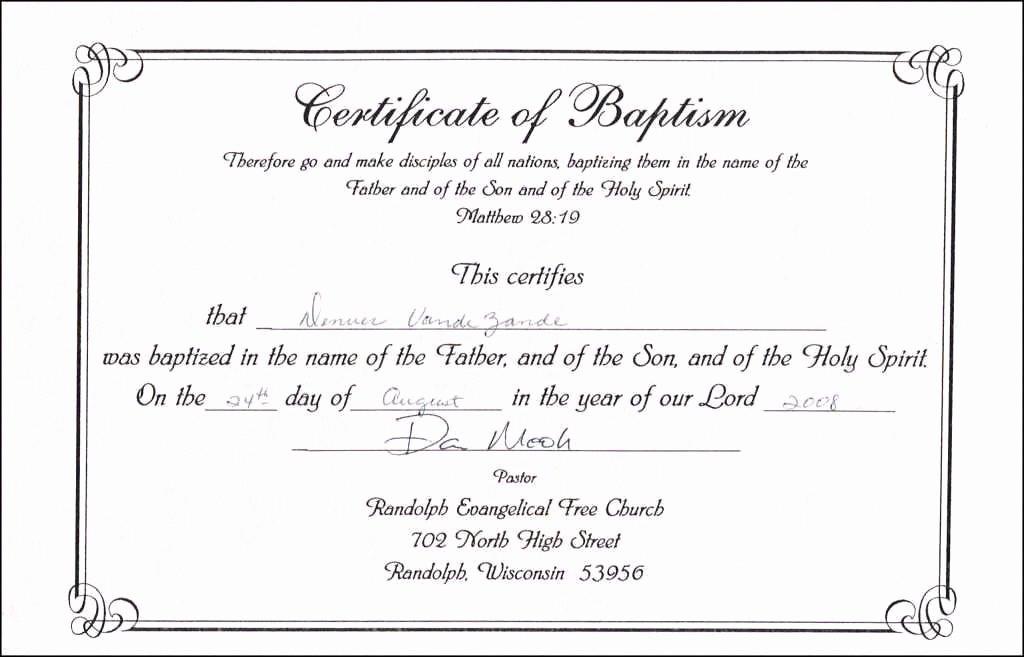 Ordained Minister Certificate Template Fresh 30 Deacon ordination Certificate Template