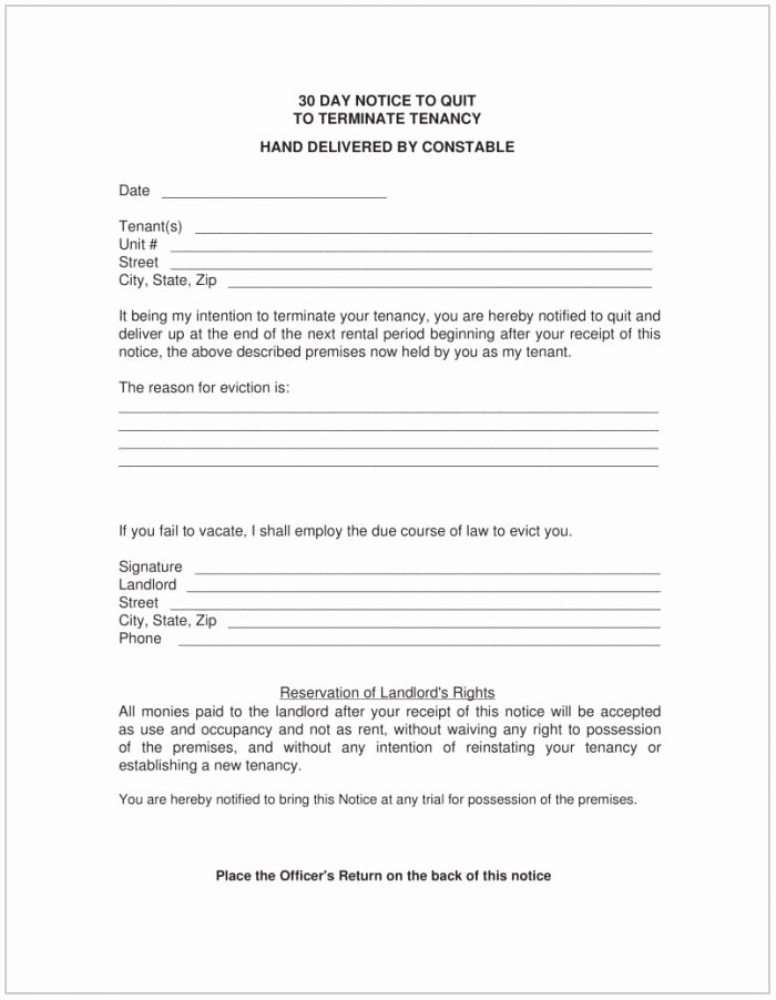 Oregon 30 Day Eviction Notice Template Unique Eviction Notice forms Tario form Resume Examples