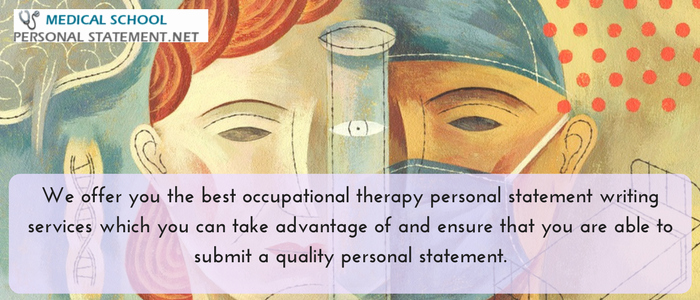 Ot Personal Statements Luxury Occupational therapy Personal Statement Service