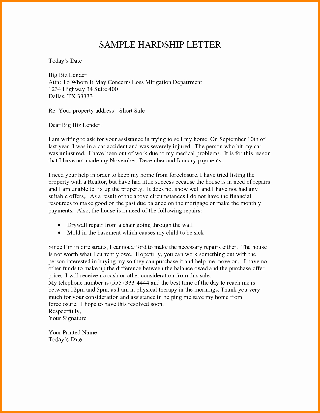 Pardon Letter for Immigration Fresh 11 Immigration Pardon Letter Sample