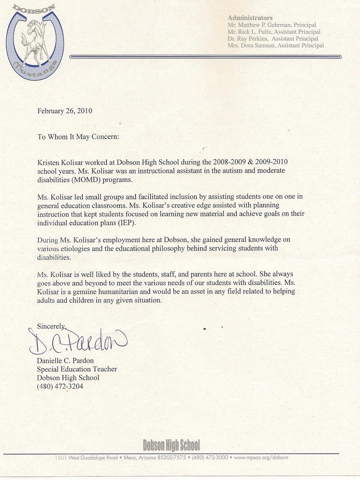 Pardon Letters Samples Best Of Bis401 Internship