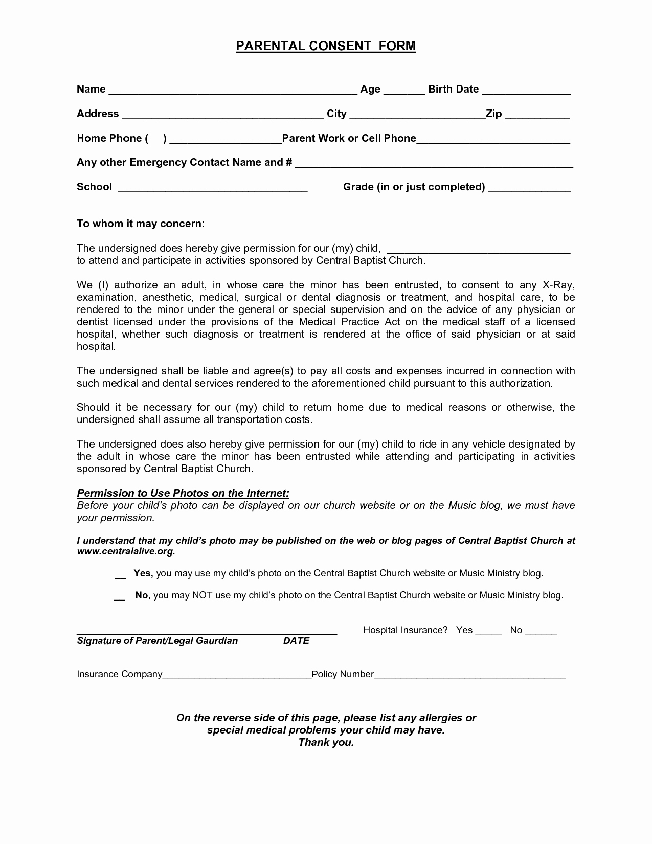 Parental Consent form for Work Inspirational Dating A Minor with Parental Consent Dating A Minor with