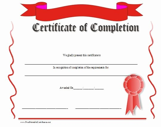 Parenting Class Certificate Of Completion Template Luxury 11 Best Certificates Of Appreciation for Teacher S Images