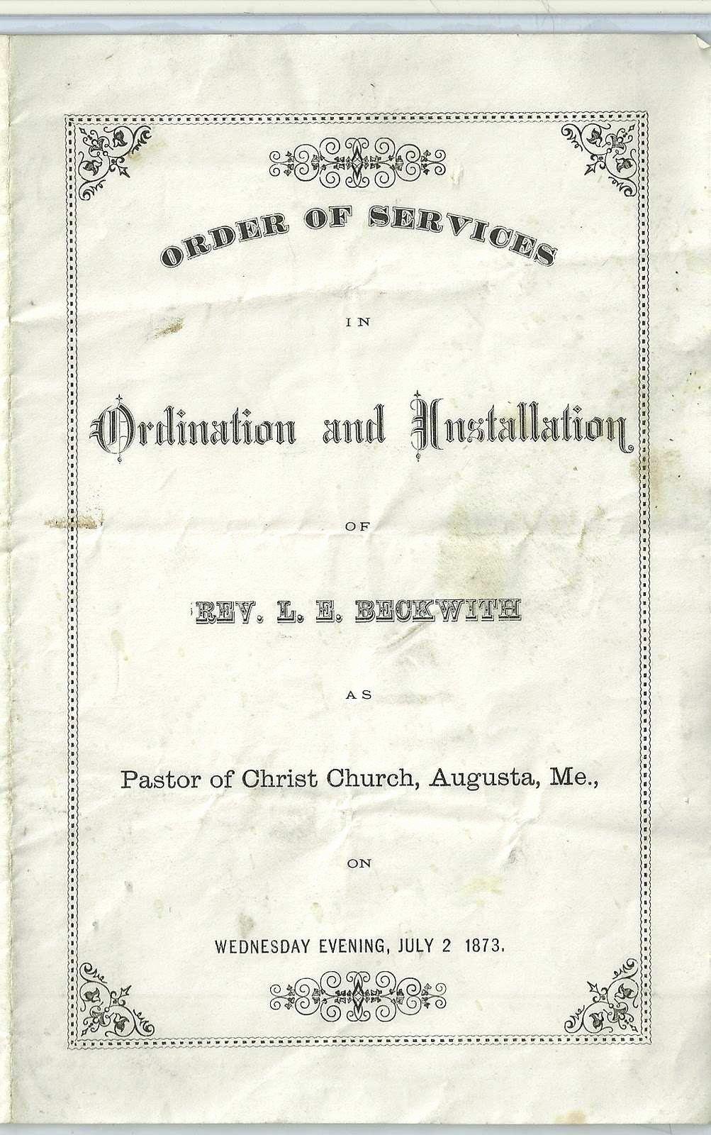 Pastor ordination Certificate Template Unique Minister ordination Certificate Best Certificate