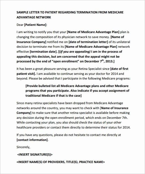 Patient Dismissal Letter Dental Best Of Dentist Letter to Patients Dental Appointment