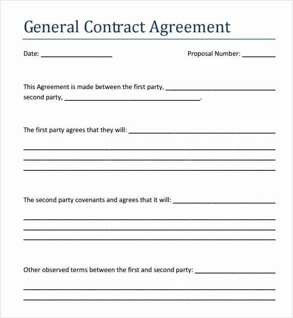 Payment Agreement Between Two Parties Awesome 5 Contract Agreement Between Two Parties Samples Free