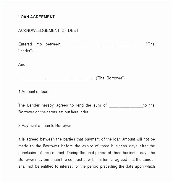 Payment Agreement Between Two Parties Awesome Payment Agreement Letter Between Two Parties Free