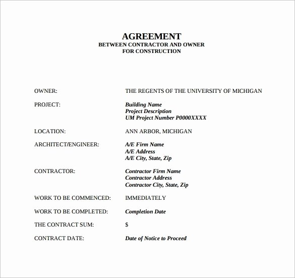 Payment Agreement Between Two Parties Inspirational Payment Agreement Two Parties