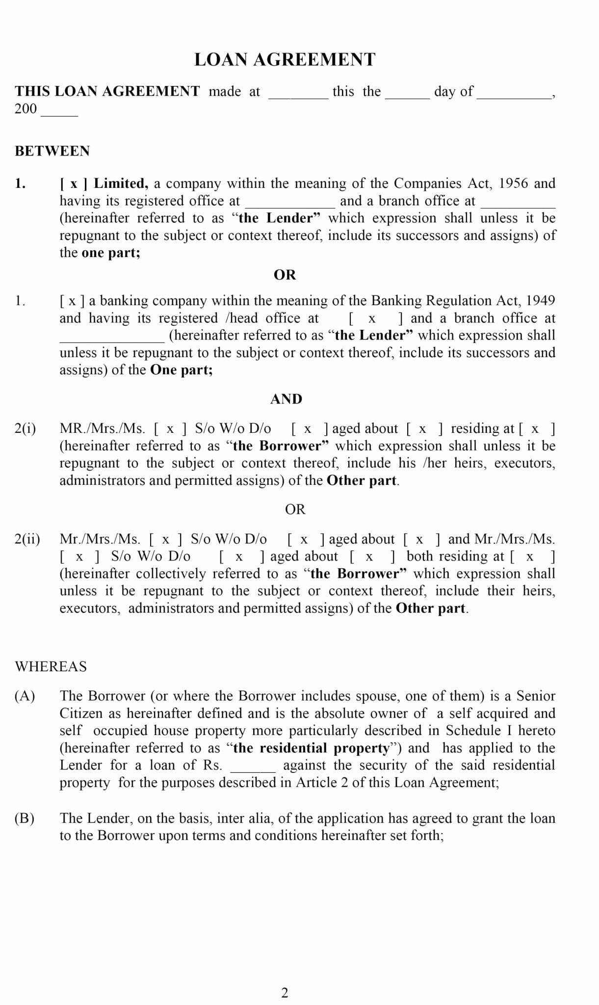 car accident settlement agreement sample