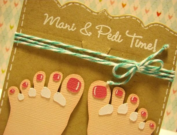 Pedicure Gift Certificate Template New Great Idea for A T Card Crafts