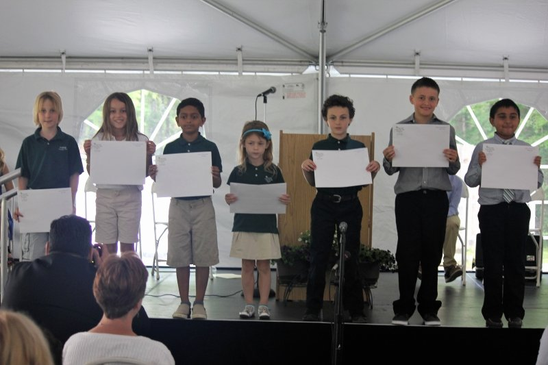 Perfect attendance Award Speech Elegant Hilltop Holds Lower School Closing Ceremony Hilltop