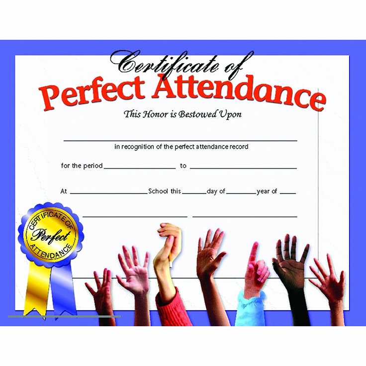 Perfect attendance Certificate Editable Beautiful 10 Best World Book Day Images On Pinterest