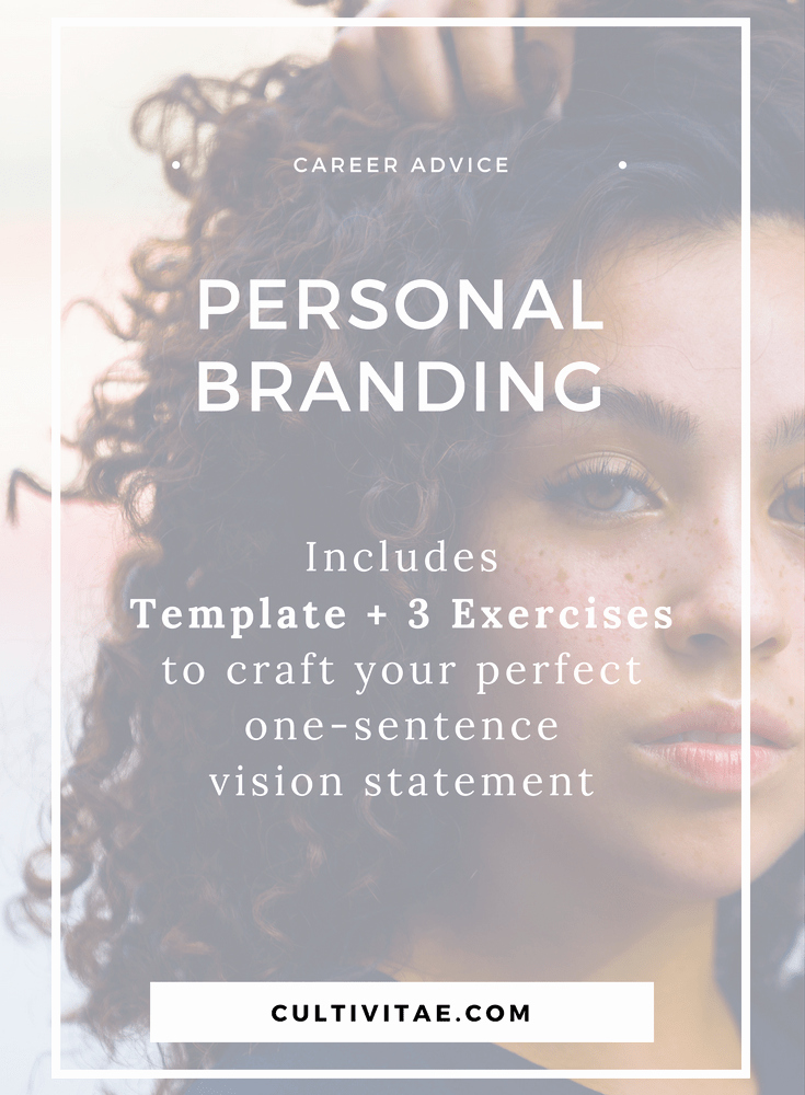 Personal Brand Statement Example Fresh Personal Brand Examples What is Your E Sentence Vision