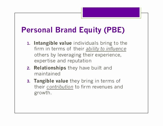 Personal Brand Statement Sample Lovely Personal Branding for Cpas