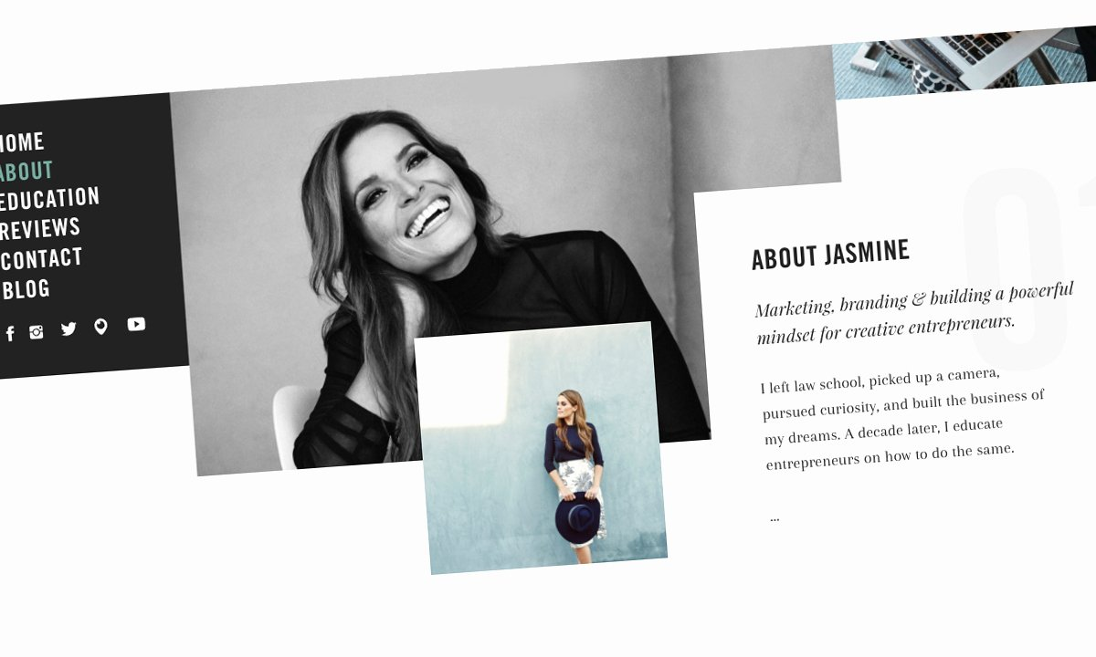 Personal Brand Statement Sample New Personal Branding Examples 33 Stunning Examples to