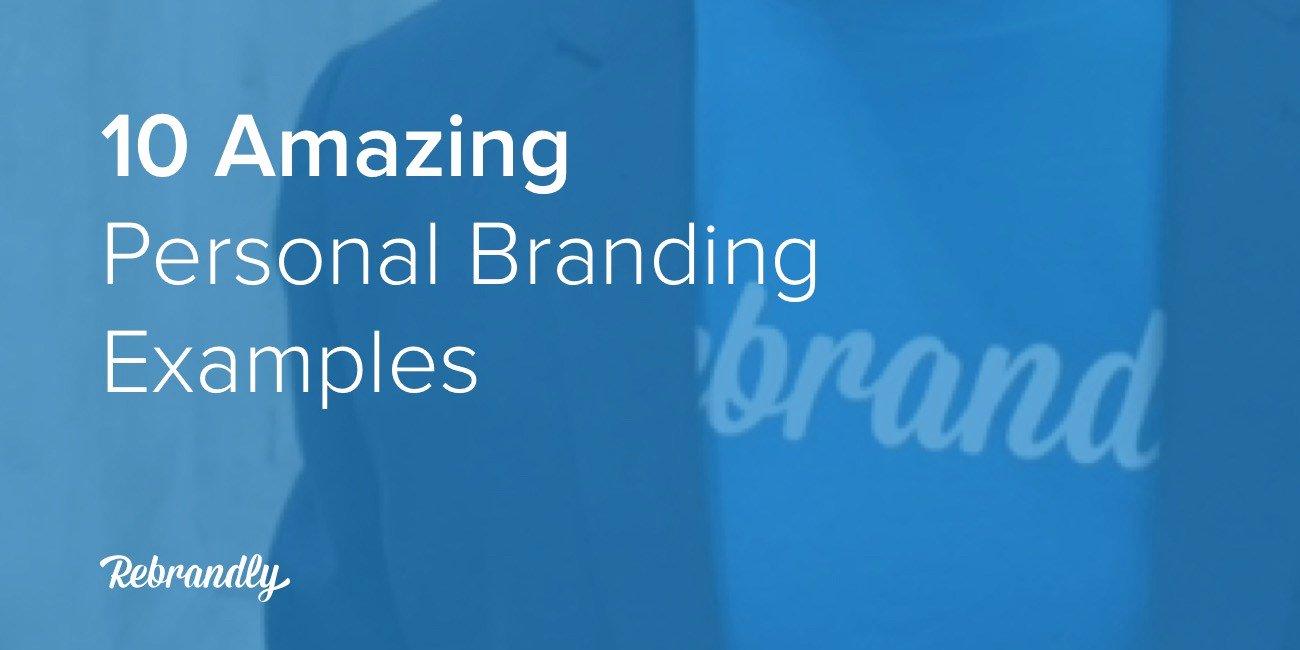 Personal Branding Statement Samples New 10 Amazing Personal Branding Examples