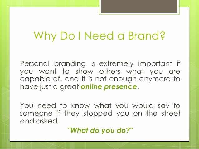 Personal Branding Statements Awesome How to Create A Strong Personal Branding Statement