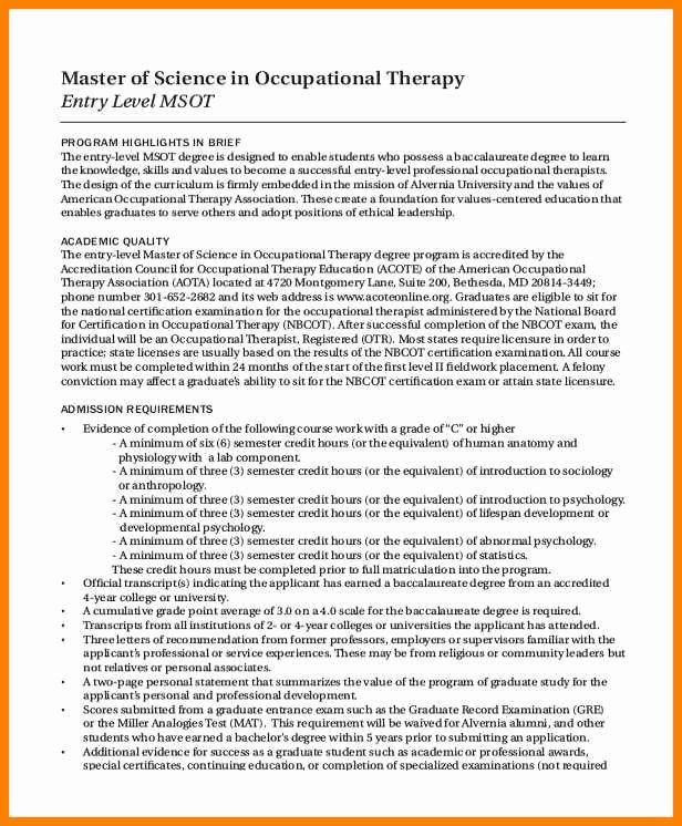 Personal Goal Statement Unique Sample Personal Statement Graduate School Occupational