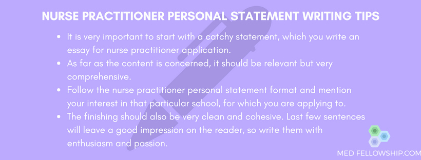 Personal Nursing Mission Statements Beautiful Nurse Practitioner Personal Statement Tips