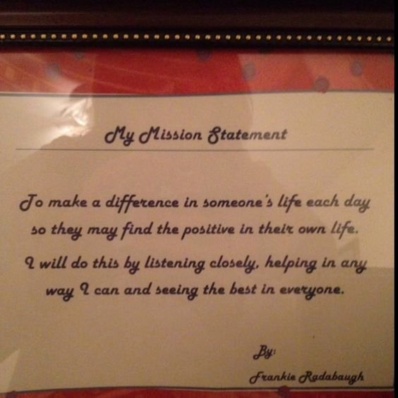 Personal Nursing Mission Statements Best Of My Personal Mission Statement Inspiration