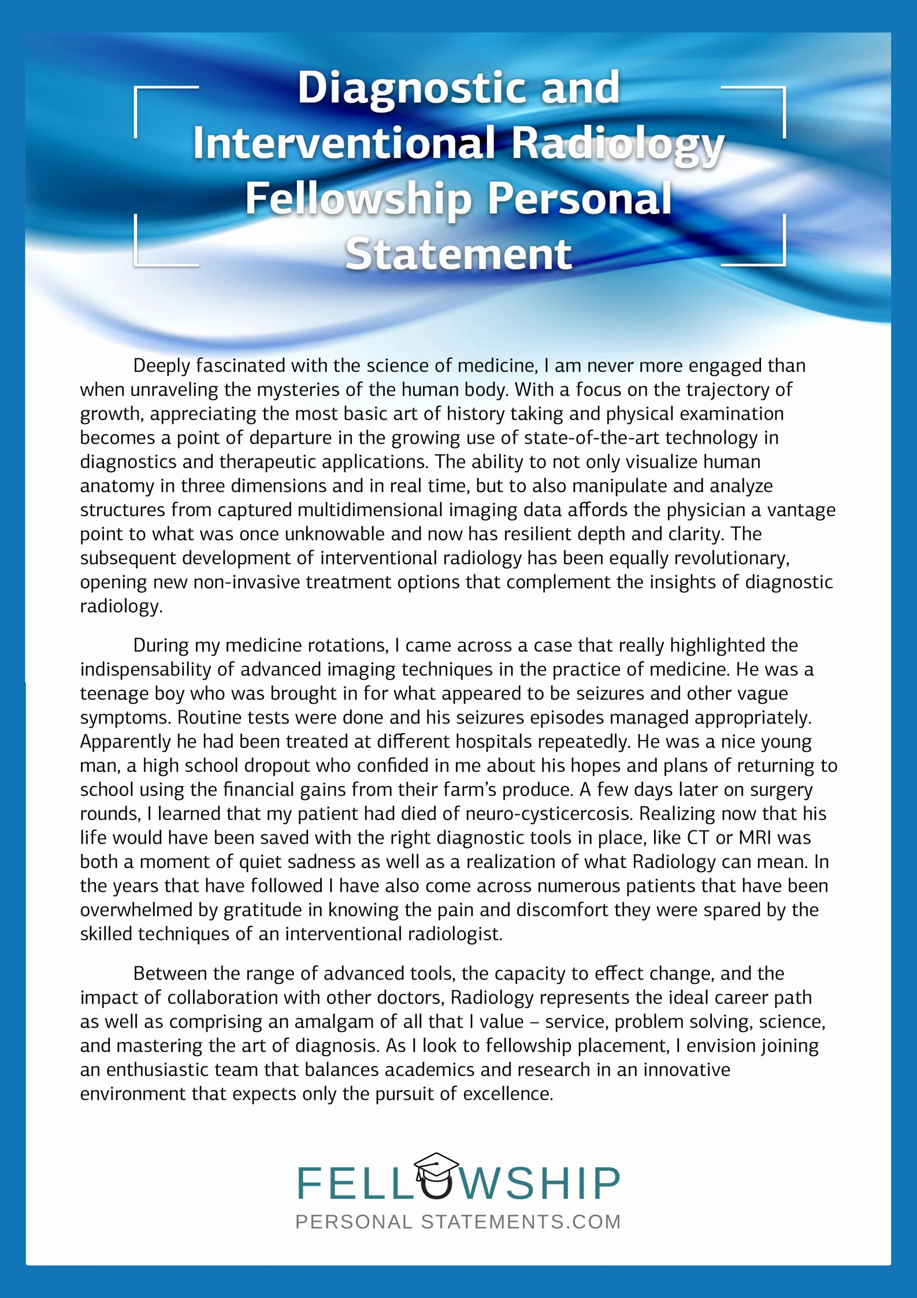 Personal Statement for Fellowship Elegant Best Fellowship Personal Statement Sample