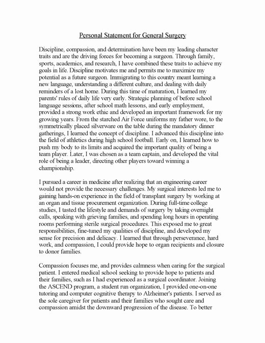 Personal Statement Sample for Job Elegant How to format Personal Statement for Job Pspllture