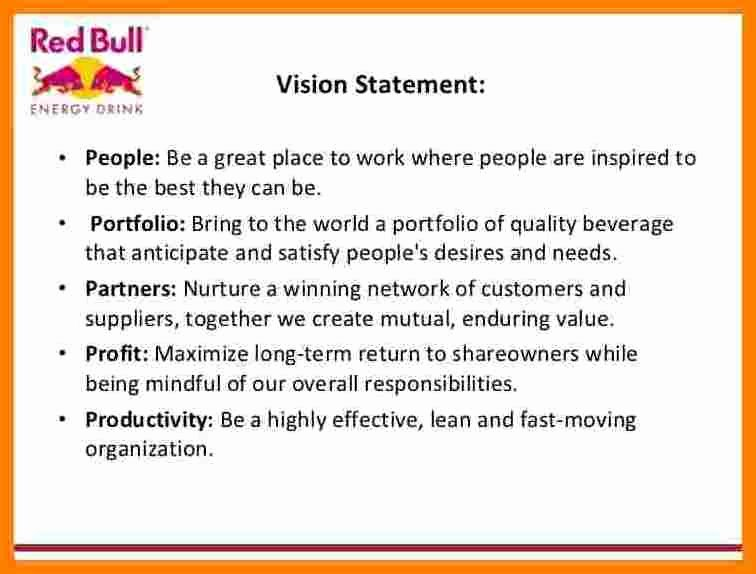 Personal Vision Statement Template Awesome 10 Personal Vision Statement Template