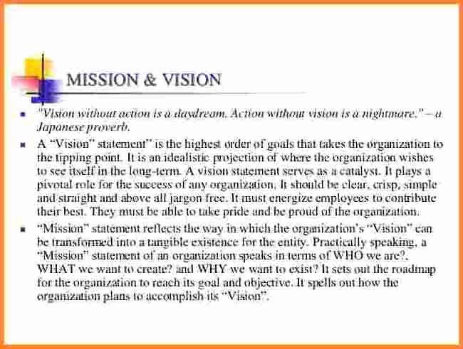 Personal Vision Statement Template Fresh Deep Focus the Essay Film
