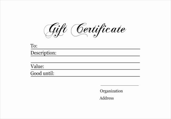 sample homemade t certificate