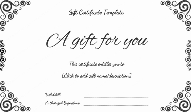 Photography Gift Certificate Template Free Download Inspirational Bussiness Gift Certificate Template T Certificate