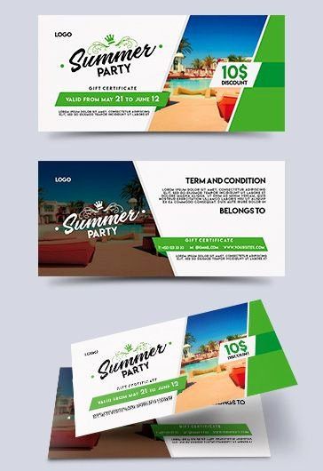 Photoshop Gift Certificate Template Awesome Free Gift Certificate Templates for Shop Psd