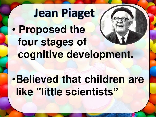 Piaget 4 Stages Of Cognitive Development Chart Lovely Jean Pia Stages Of Cognitive Development
