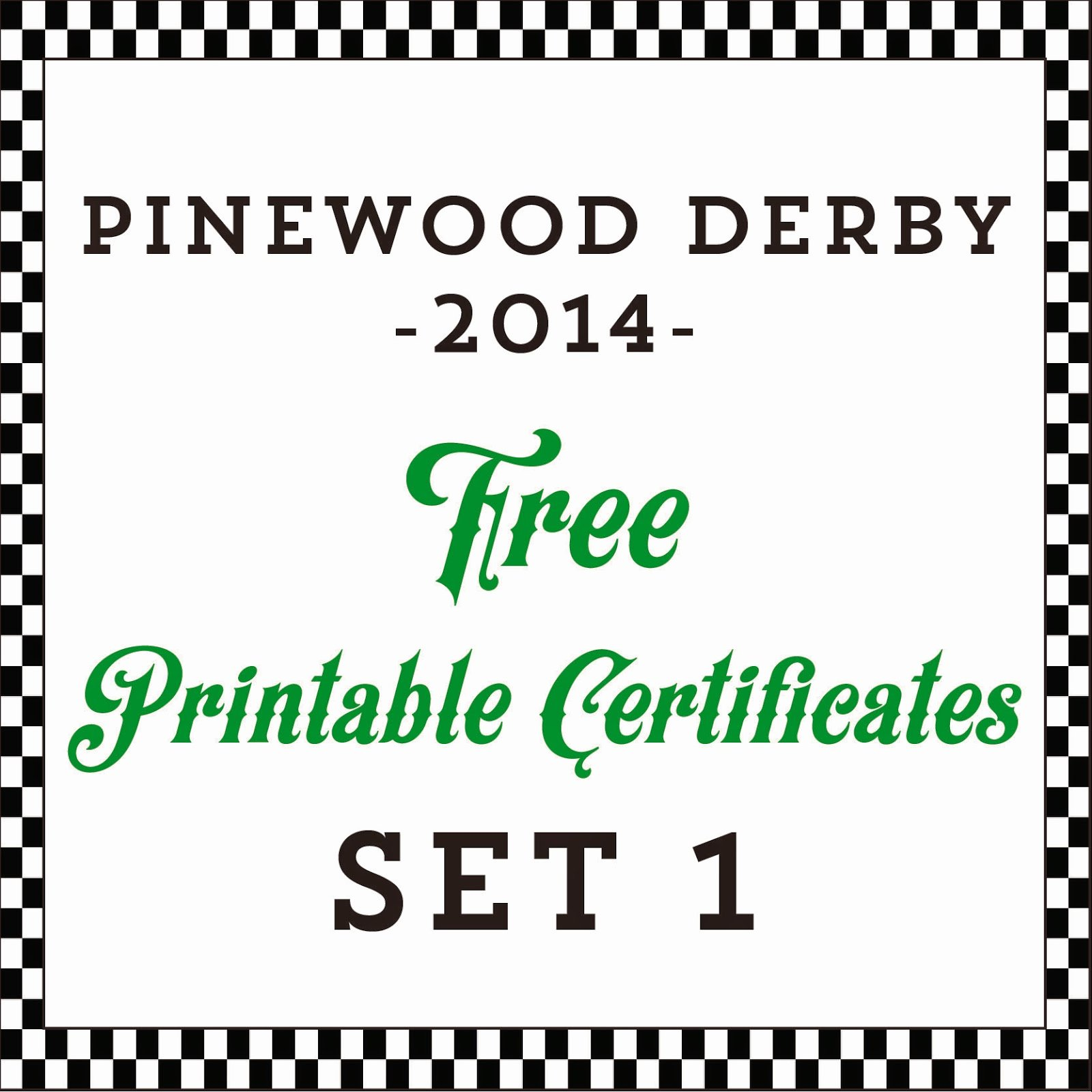 Pinewood Derby Award Certificate Template Best Of Hot Modity Home Decor Free Printable Pinewood Derby Awards