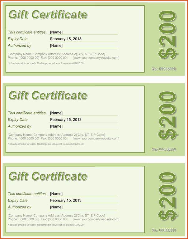 Pizza Gift Certificate Template Lovely 6 Word T Certificate Template Bookletemplate